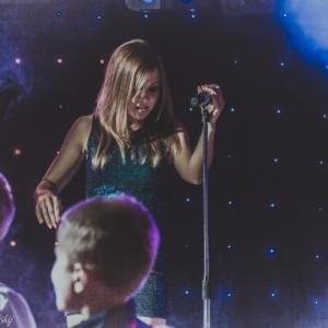 Sängerin für Events